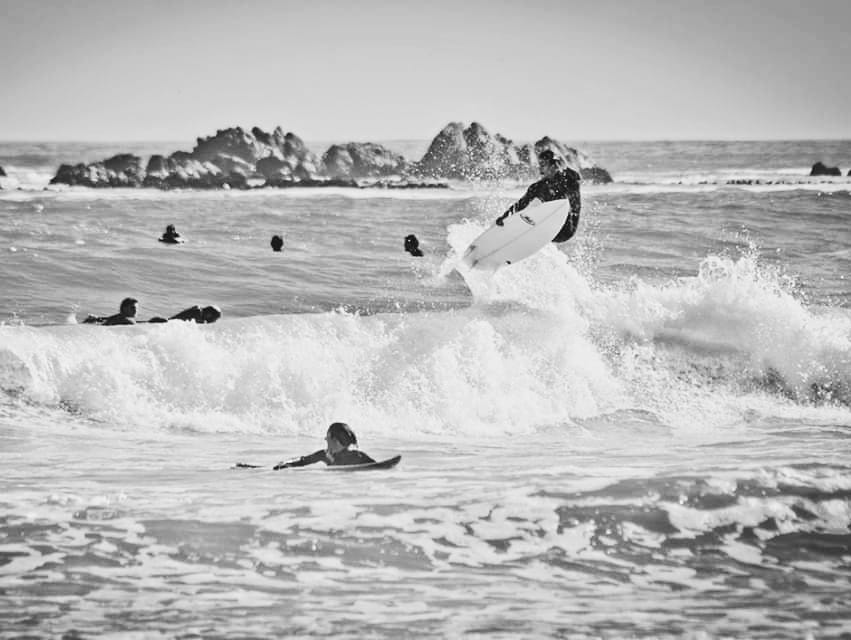 This Week's Local Surf Spot Featured: Big Bay