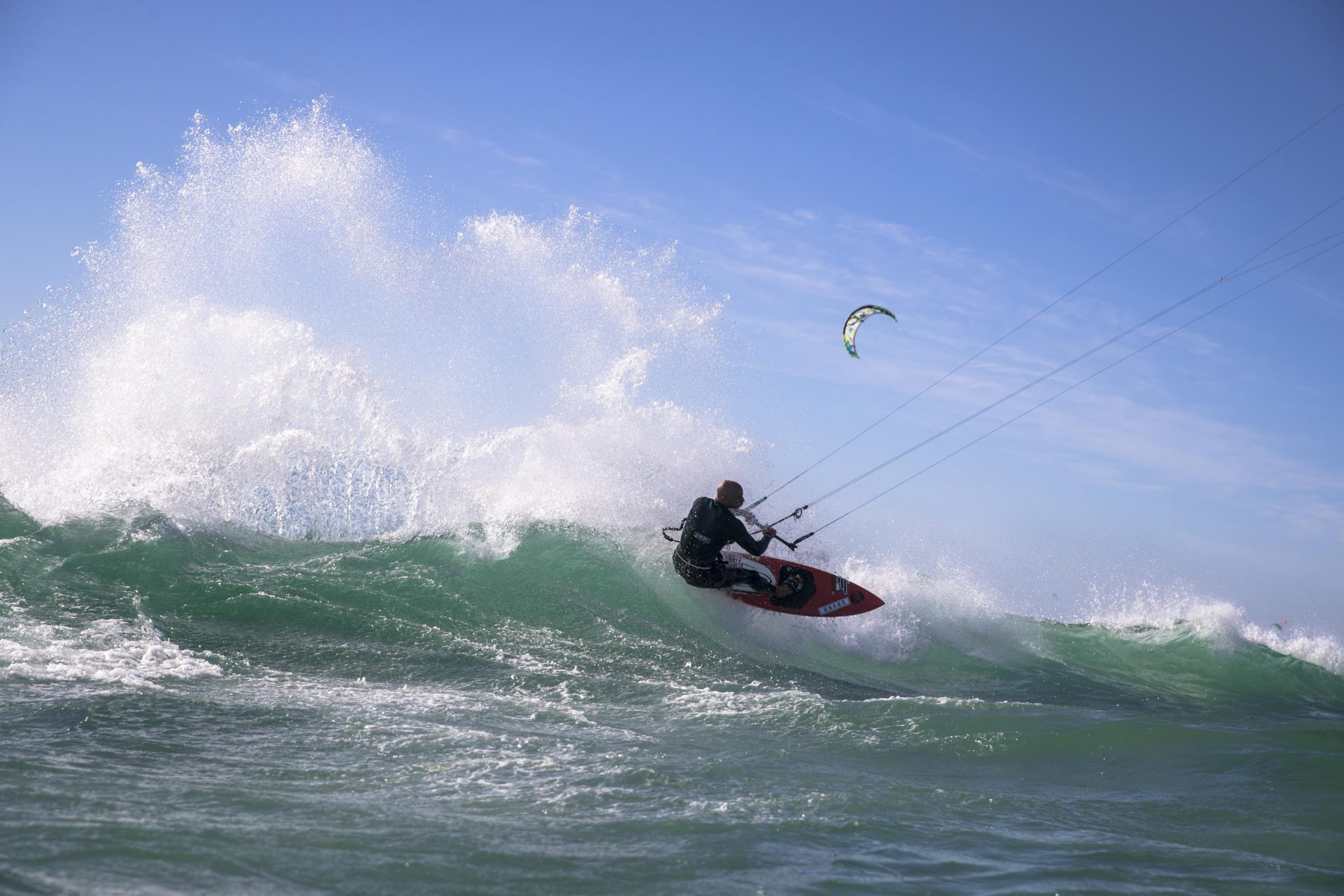 Why Cape Town Is Great For Kite Surfing.