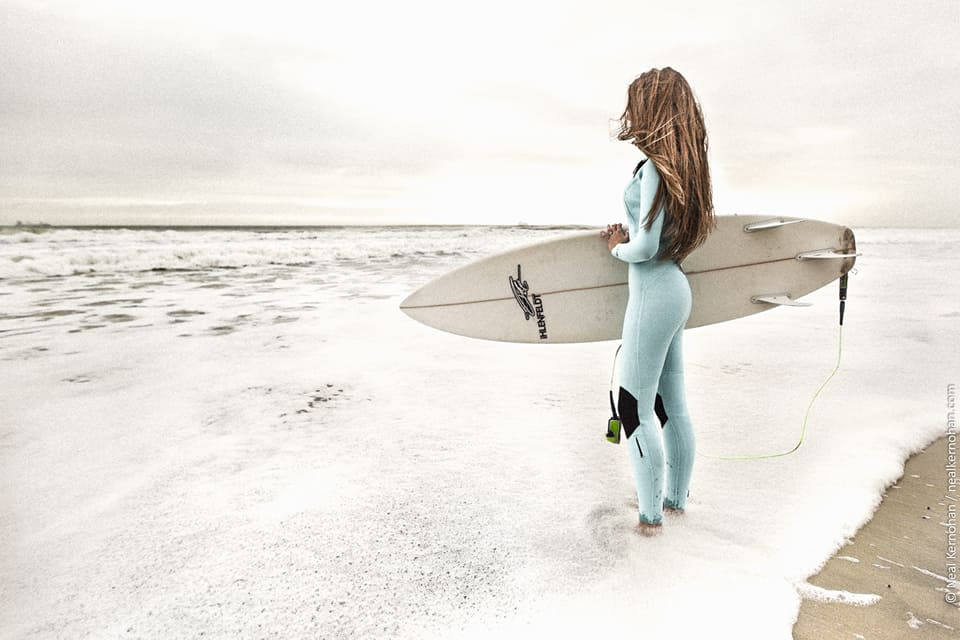 Why Water Women Are So Damn Cool