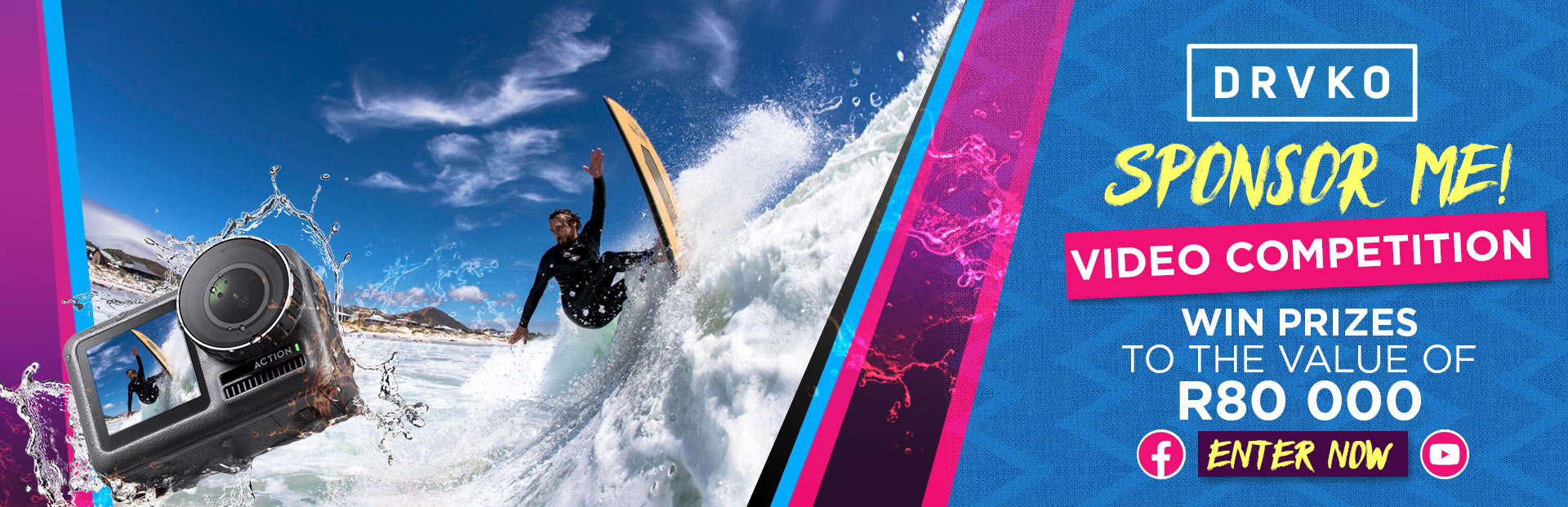 Surf-competition
